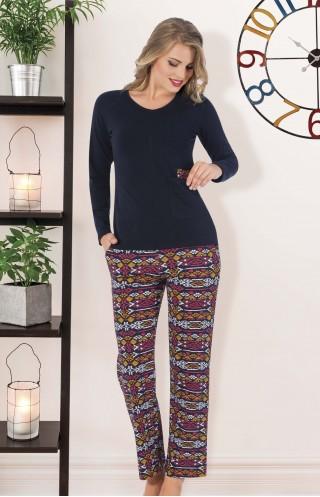 hmd bayan pijama takım 80095